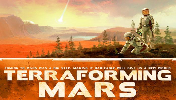 Terraforming Mars series | Boardgamecafe.net Webstore