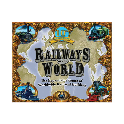 Railways of the World series