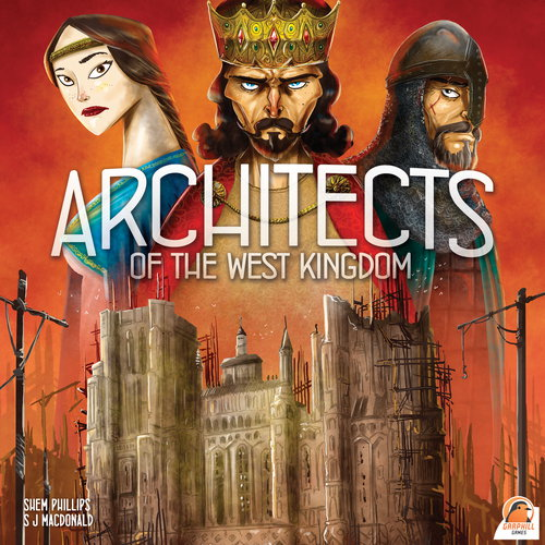 Architects of the West Kingdom (Coin Architect KS Ed)