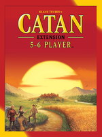Catan XP: 5-6 Player (5th Ed)