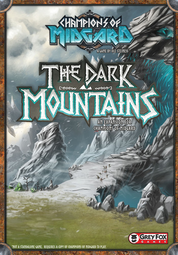 Champions of Midgard XP: The Dark Mountains