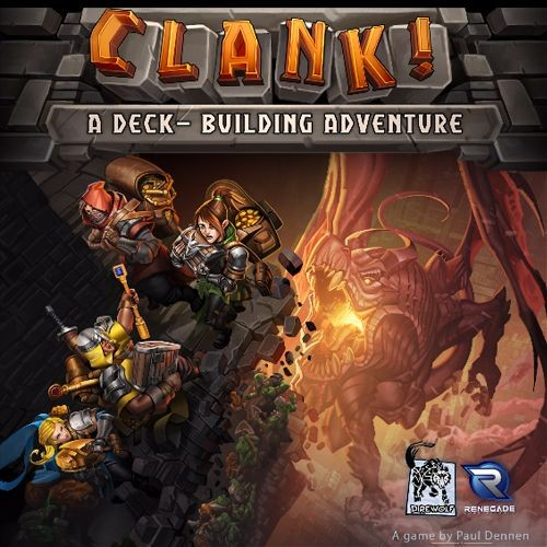 Clank: A Deck-Building Adventure