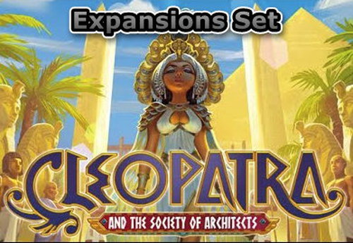 Cleopatra and the Society of Architects (Expansions Set)