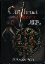 Cutthroat Caverns XP1: Deeper & Darker