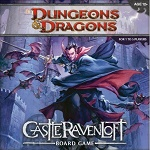 D&D Castle Ravenloft Board Game