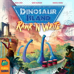 Dinosaur Island: Rawr n Write (KS Savage Edition)