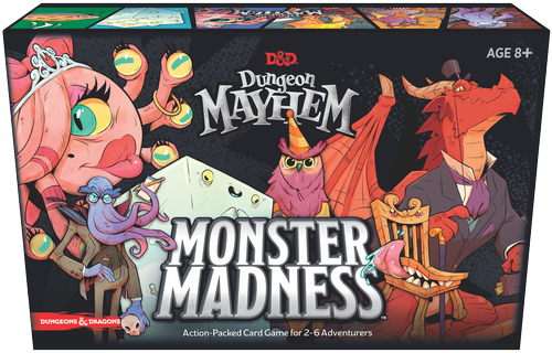 Dungeon Mayhem: Monster Madness (Preorder)