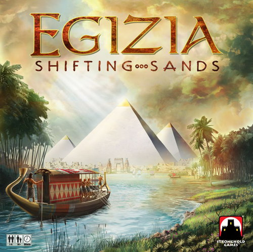 Egizia: Shifting Sands (KS Ed)