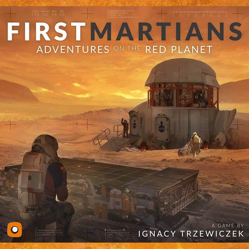 First Martians (Preorder)