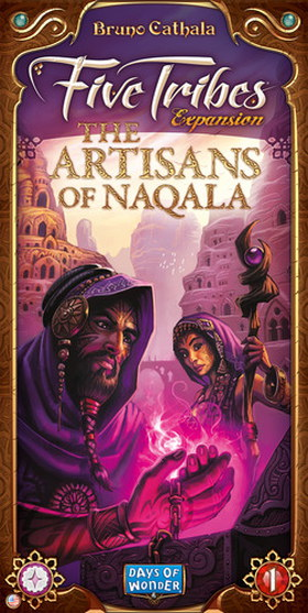 Five Tribes XP: Artisans of Naqala