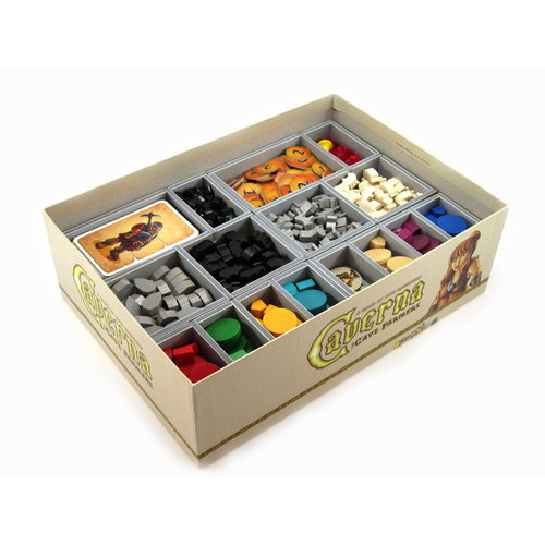 Caverna Insert (Folded Space)