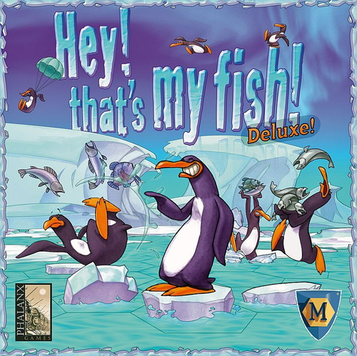 Hey! That's My Fish (Deluxe Ed)