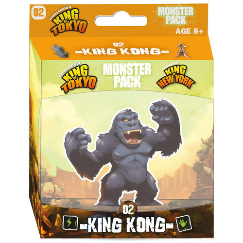 King of Tokyo/New York: Monster Pack King Kong