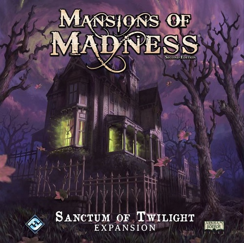 Brand New /& Sealed Streets Of Arkham Mansions Of Madness 2nd Ed Exp