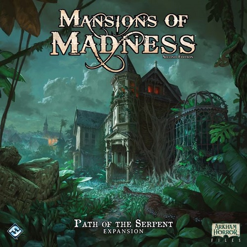 Mansions of Madness (2nd Ed) XP: Path of the Serpent