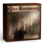 Pax Renaissance (KS 2nd Edition) with metal coins