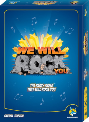 We Will Rock You (Rock the Beat)