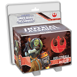 Star Wars: Imperial Assault - Hera Syndulla and C1-10P Ally