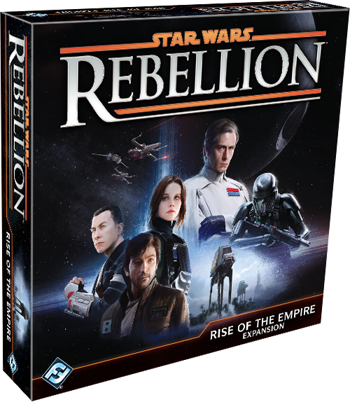 Star Wars: Rebellion XP1 - Rise of the Empire
