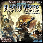 Shadows of Brimstone XP: Blasted Wastes Deluxe