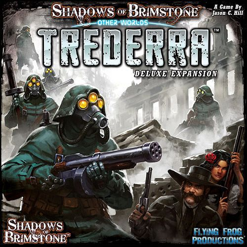 Shadows of Brimstone XP: Trederra Other Worlds Deluxe