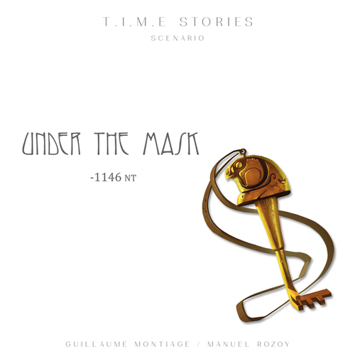 T.I.M.E Stories XP3: Under the Mask