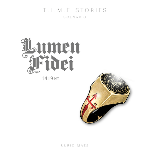 T.I.M.E Stories XP5: Lumen Fidei
