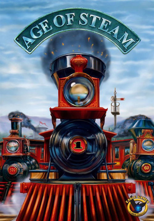 Age Of Steam (3rd Ed)