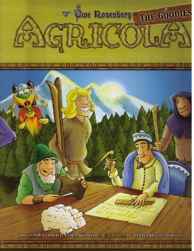 Agricola XP: The Goodies