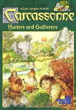 Carcassonne Hunters & Gatherers (RGG Ed)