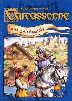 Carcassonne - Inns & Cathedrals (RGG Ed)