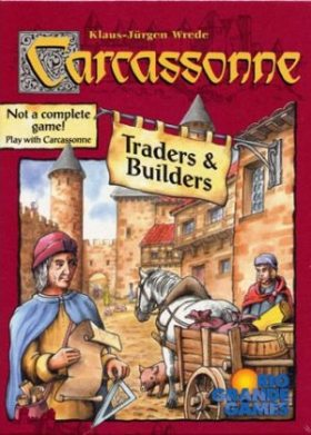 Carcassonne - Traders & Builders (RGG Ed)