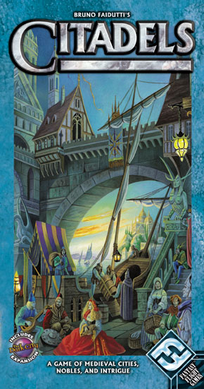 Citadels (with Dark City expansion)