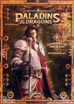 Dungeon Twister XP1: Paladins & Dragons