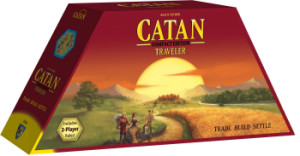Catan Traveler Compact Ed