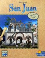 San Juan: The Puerto Rico card game