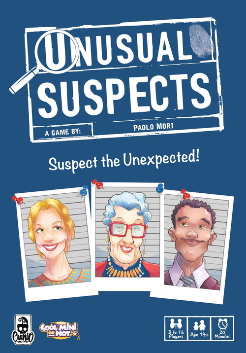 Unusual Suspects (2016 Ed)