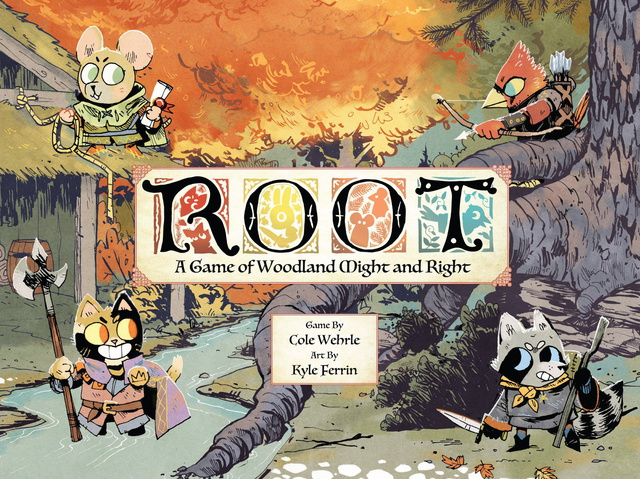ROOT and all expansions are now open for preorders!